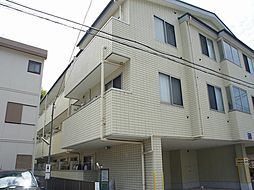 北鎌倉プレジール[213号室]の外観