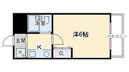 東福寺駅 2.4万円