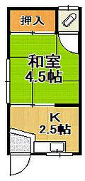 大正駅 2.5万円