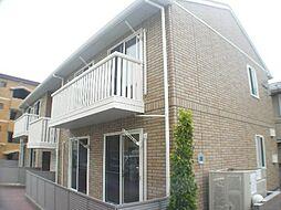 福岡県福岡市早良区南庄2丁目の賃貸アパートの外観