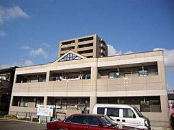 愛知県北名古屋市久地野安田の賃貸アパートの外観
