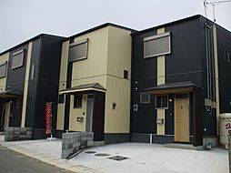 [タウンハウス] 福岡県八女郡広川町大字新代 の賃貸【/】の外観