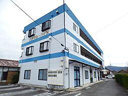 長野県上田市常磐城4丁目の賃貸アパートの外観