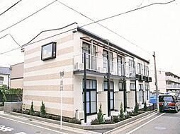 東京都杉並区今川4丁目の賃貸アパートの外観