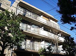 東京都足立区大谷田4丁目の賃貸マンションの外観