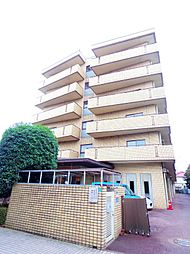 東京都小平市小川東町5丁目の賃貸マンションの外観