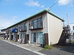 三重県鈴鹿市岸岡町の賃貸アパートの外観
