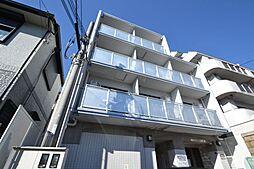 兵庫県神戸市灘区中原通7丁目の賃貸マンションの外観