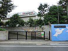 区立松ノ木中学校まで約870mです。