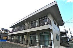 エクセル津田[2階]の外観