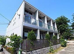 愛知県名古屋市千種区南明町1丁目の賃貸アパートの外観