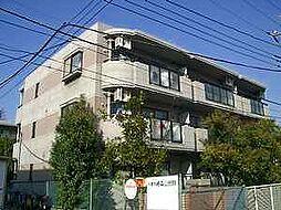 ロイヤルコーポ椿森[3階]の外観