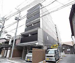 京都府京都市中京区橘町の賃貸マンションの外観