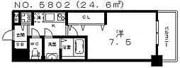 Luxe我孫子(ラグゼ我孫子)[3階]の間取り