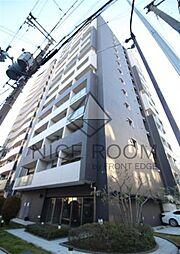 レジェンドール心斎橋東[10階]の外観