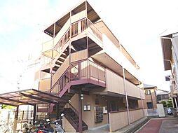 メニーローザ甲東園[1階]の外観