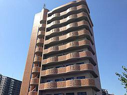 フローリッシュ北田 加納7 住道14分[8階]の外観
