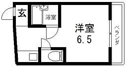サンライフ布施[305号室号室]の間取り
