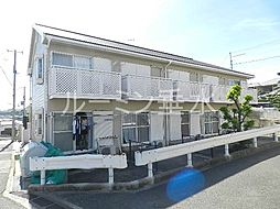 兵庫県神戸市垂水区本多聞1丁目の賃貸アパートの外観