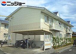 エステートKakeda B[1階]の外観