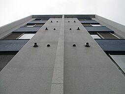 ブランノワールラヴィール南5条[3階]の外観