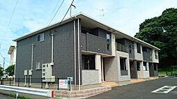 千葉県木更津市請西の賃貸アパートの外観