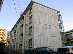 兵庫県川西市東多田3丁目の賃貸マンションの外観