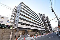 東京都江東区清澄1丁目の賃貸マンションの外観