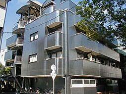 大阪府大阪市阿倍野区文の里3丁目の賃貸マンションの外観