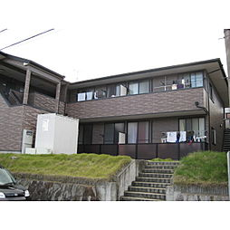 アンプルール ブア 竜田川[101号室]の外観