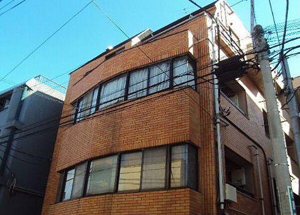 リバティーホームズ[2階]の外観