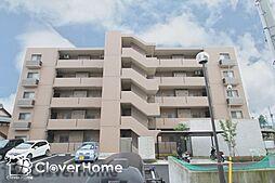神奈川県相模原市緑区下九沢の賃貸マンションの外観