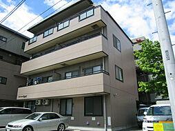 東京都八王子市元横山町3丁目の賃貸マンションの外観