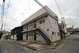 山口県下関市稗田町の賃貸アパートの外観