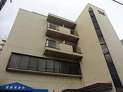 SKBマンション[3階]の外観