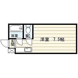 院庄駅 1.5万円