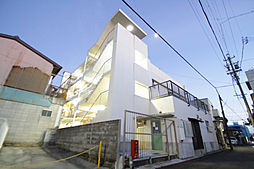 愛知県名古屋市瑞穂区亀城町2丁目の賃貸マンションの外観