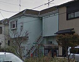 千葉県鎌ケ谷市西佐津間2丁目の賃貸アパートの外観