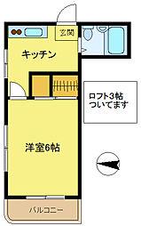 ハイムロカ7[203号室]の外観