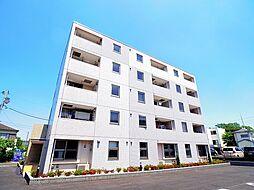 東京都清瀬市下清戸2丁目の賃貸マンションの外観
