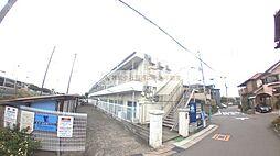 松南荘[2階]の外観
