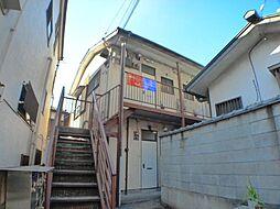 千葉県市川市市川南4丁目の賃貸アパートの外観