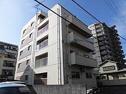 愛媛県松山市宮西1丁目の賃貸マンションの外観