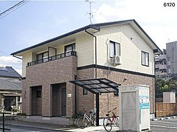 [テラスハウス] 愛媛県松山市北井門2丁目 の賃貸【/】の外観