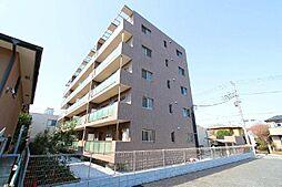 埼玉県川口市領家1丁目の賃貸マンションの外観