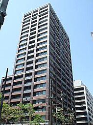 神奈川県横浜市中区日本大通の賃貸マンションの外観