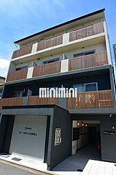 マルティ円町[4階]の外観