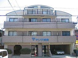 兵庫県神戸市東灘区田中町1丁目の賃貸マンションの外観