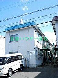 北海道札幌市東区北二十条東14丁目の賃貸アパートの外観