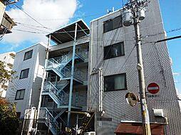 兵庫県尼崎市常光寺2丁目の賃貸マンションの外観